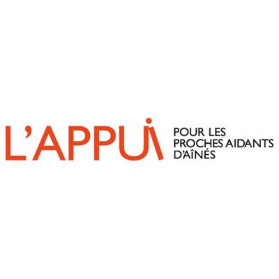 Logo APPUI pour les proches aidants d'aînés