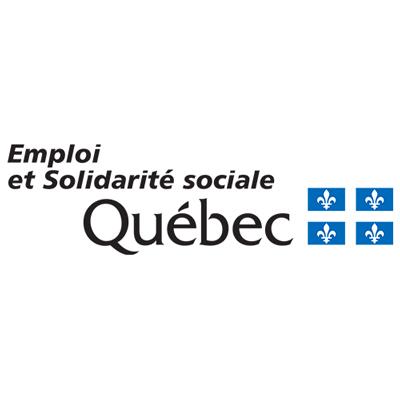 Logo Emploi et Solidarité sociale Québec