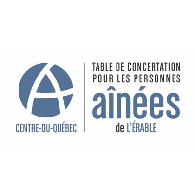 Logo Table de concertation pour les personnes aînées de l'Érable