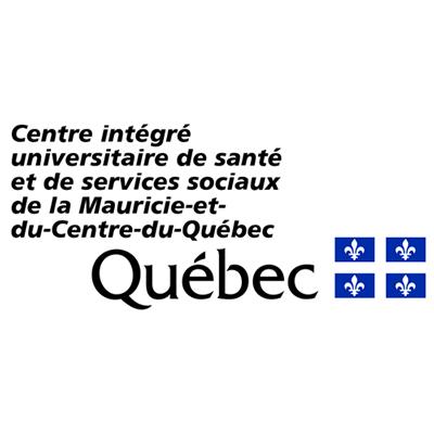 Logo Centre intégré universitaire de santé et de services sociaux de la Mauricie-et-du-Centre-du-Québec